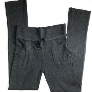 Lululemon cashmere blend knit yoga/dance pants